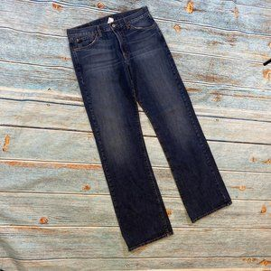 Lucky Brand Men's Savage Boot Cut Jeans 32